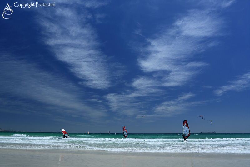 Blouberg Wind Surfers