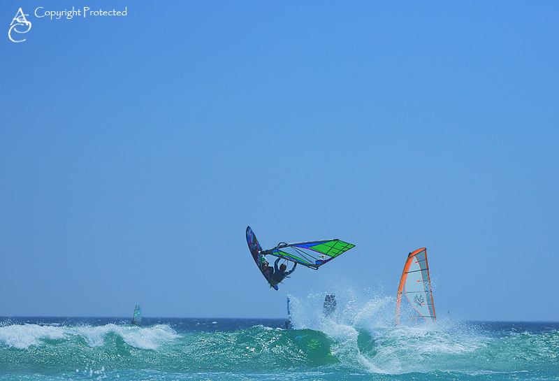 Blouberg Wind Surfer